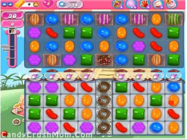 candy crush level 334
