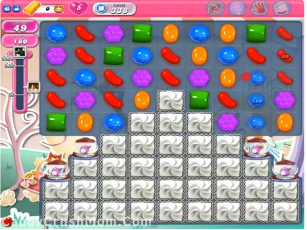 candy crush- evel 338