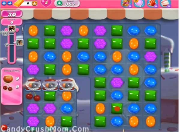 candy crush level 357