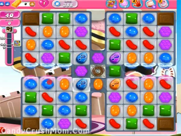 candy crush level 388