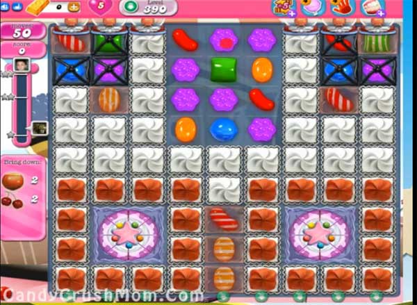 candy crush level 390