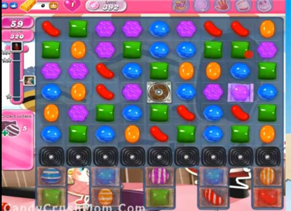 candy crush level 392