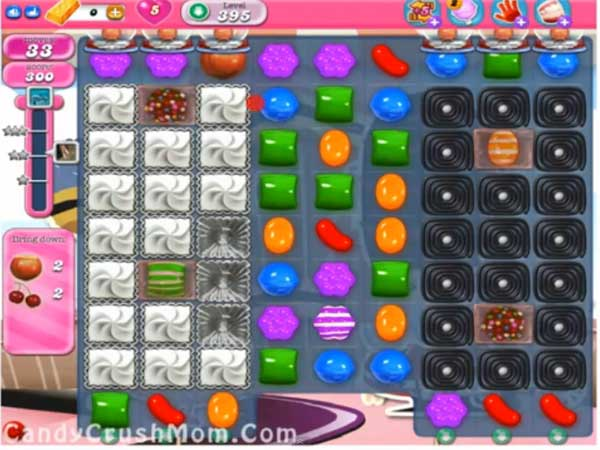 candy crush level 395