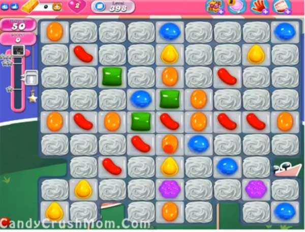 candy crush level 398