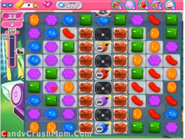candy crush level 416