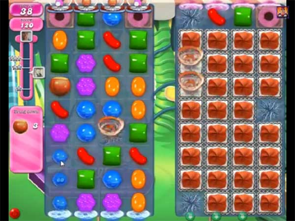 candy crush level 417