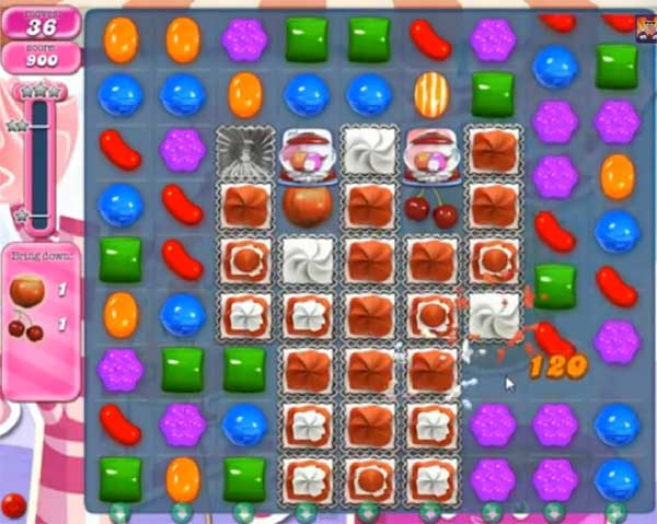 candy crush level 491