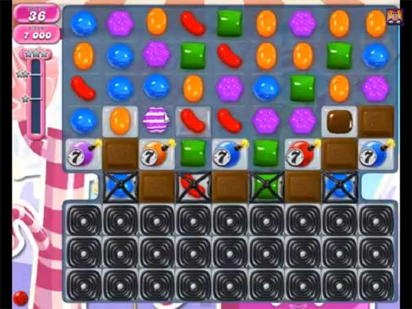candy crush level 494