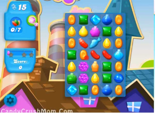 candy crush soda level 1