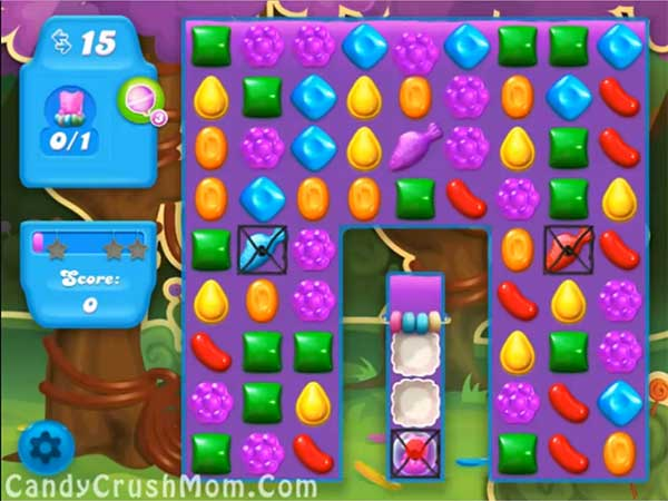 candy crush soda level 11