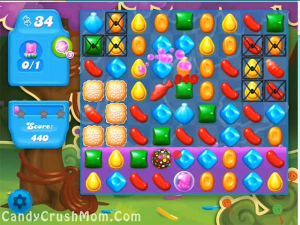 candy crush soda level 15