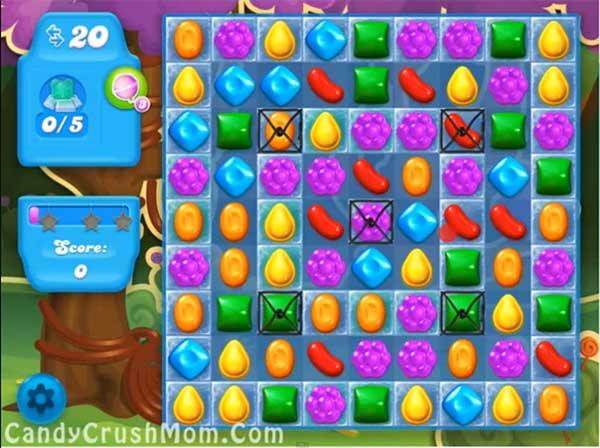 candy crush soda level 7