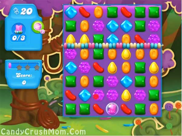 candy crush soda level 9