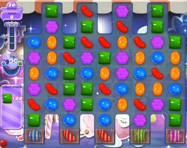 Candy Crush Dreamworld Level 456