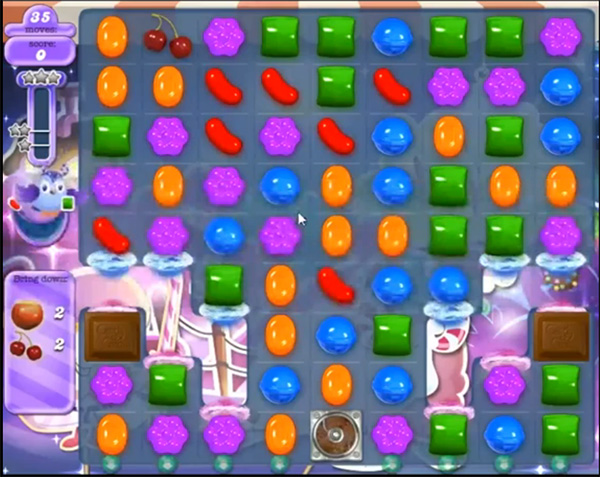 Candy Crush Dreamworld Level 457