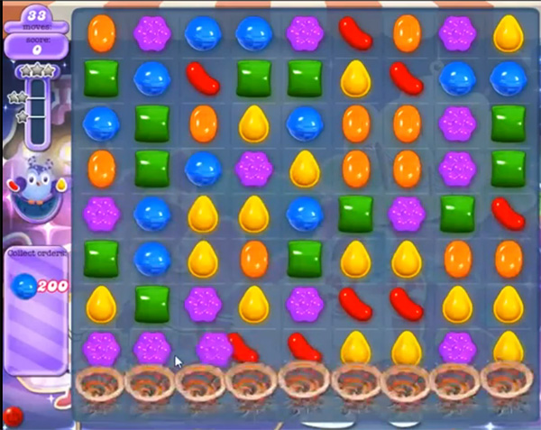 Candy Crush Dreamworld Level 459