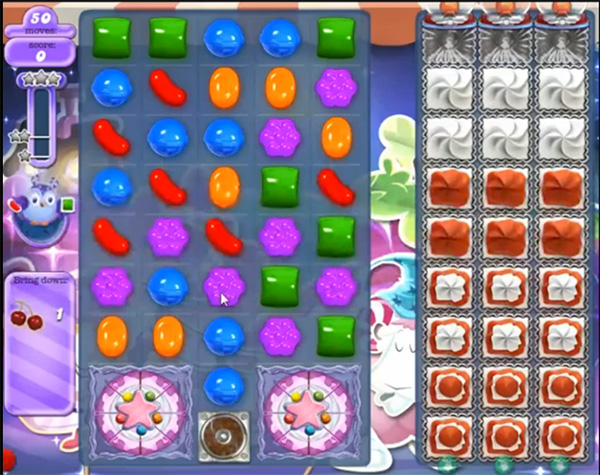Candy Crush Dreamworld Level 460