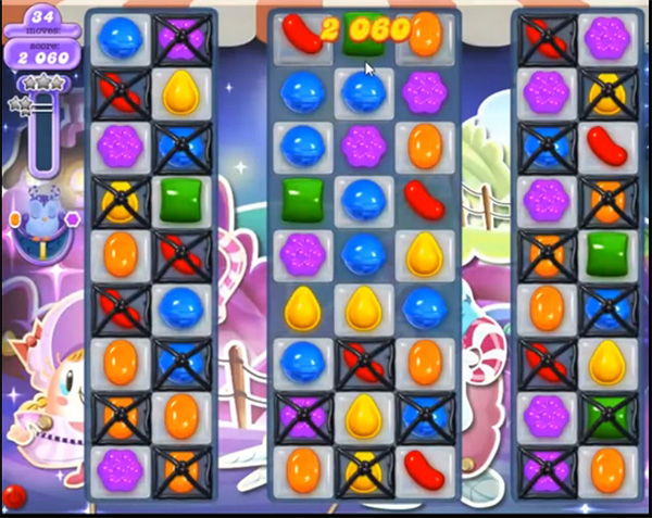 Candy Crush Dreamworld Level 462