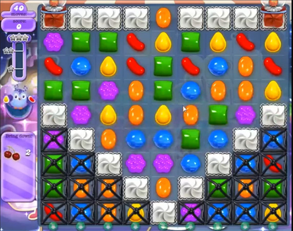 Candy Crush Dreamworld Level 465