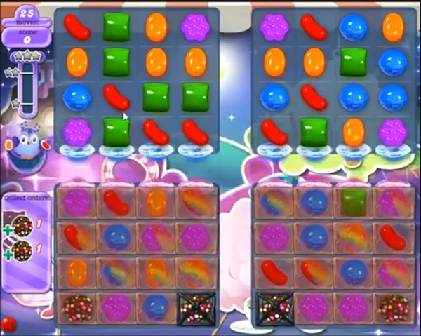 Candy Crush Dreamworld Level 467