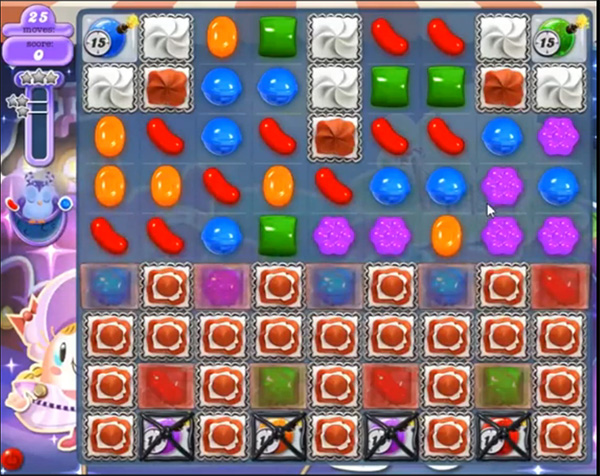 Candy Crush Dreamworld Level 468