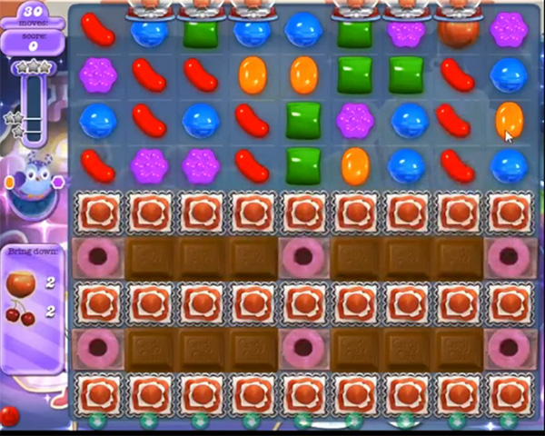 Candy Crush Dreamworld Level 469