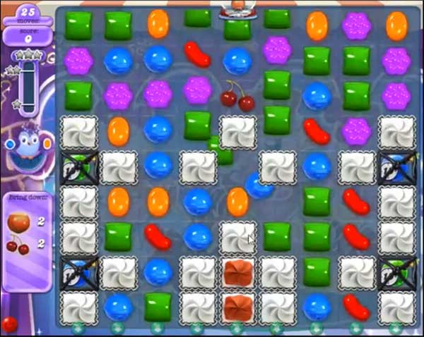 Candy Crush Dreamworld Level 471