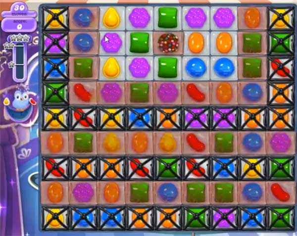 Candy Crush Dreamworld Level 472