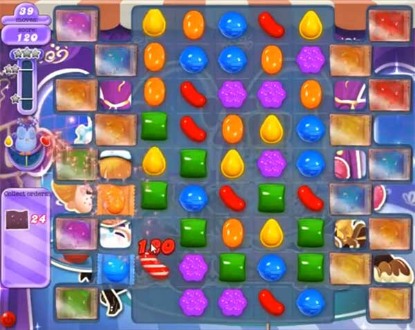 Candy Crush Dreamworld Level 473