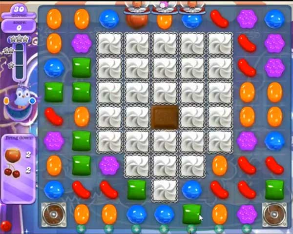 Candy Crush Dreamworld Level 474