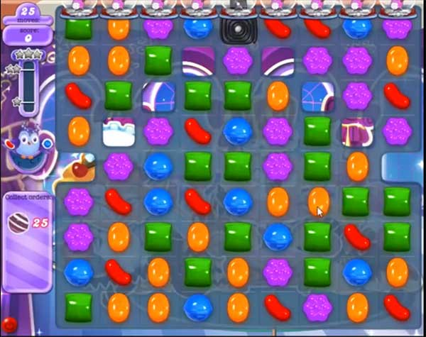 Candy Crush Dreamworld Level 476