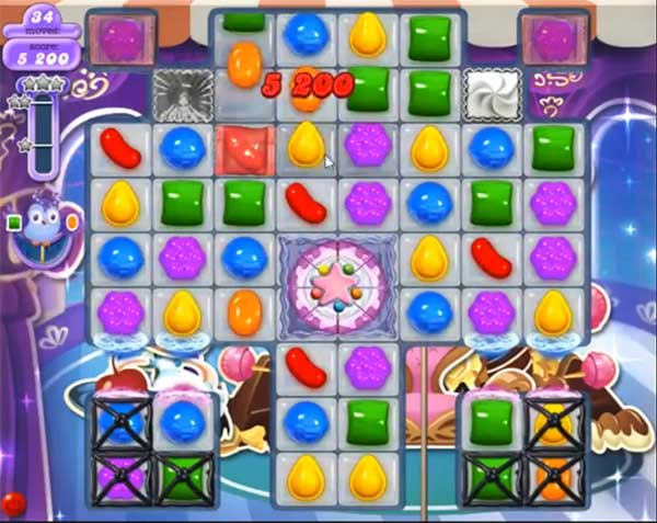 Candy Crush Dreamworld Level 478