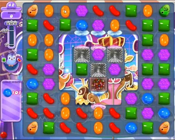 Candy Crush Dreamworld Level 479