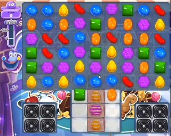 Candy Crush Dreamworld Level 480