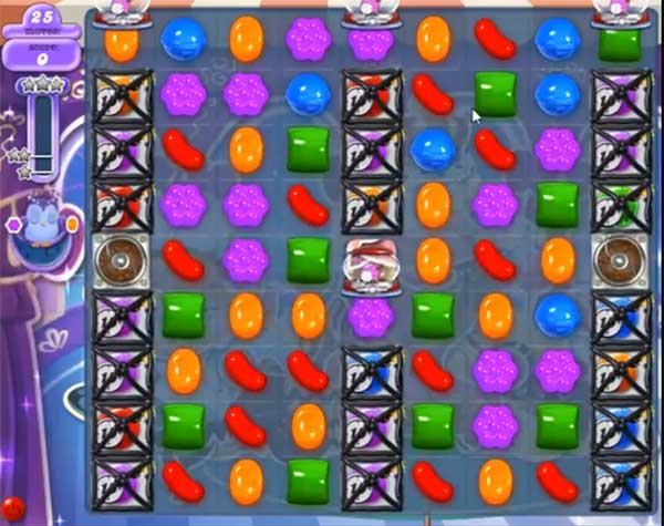 Candy Crush Dreamworld Level 483