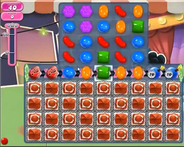 Candy Crush Level 549