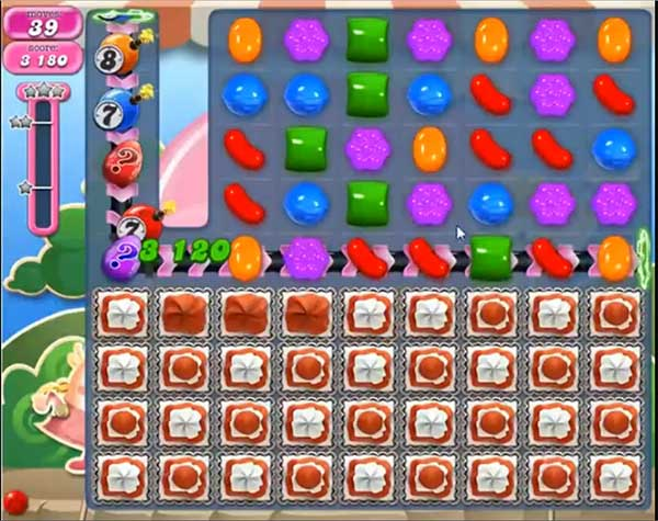 Candy Crush Level 562
