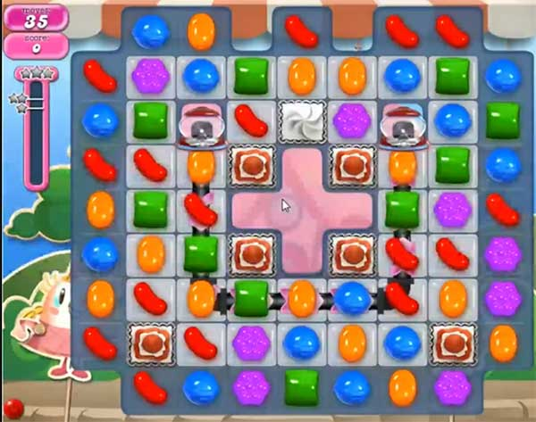 Candy Crush Level 564