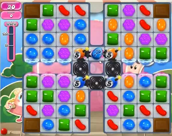 Candy Crush Level 567