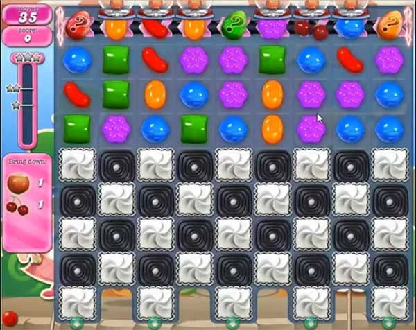 Candy Crush Level 568