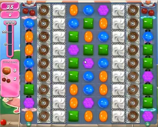 Candy Crush Level 569