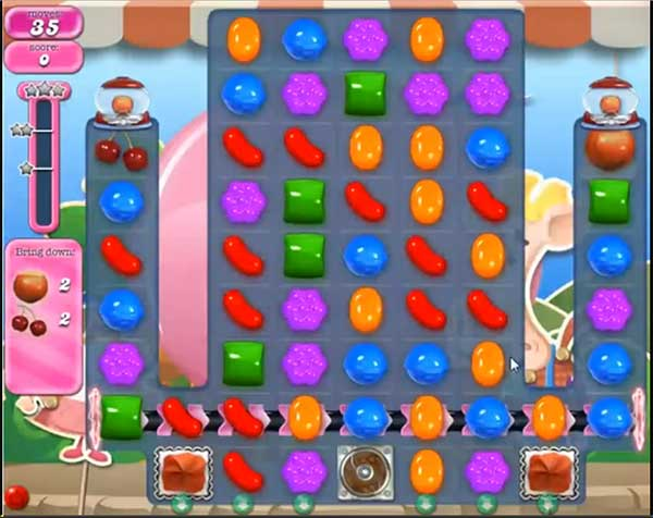 Candy Crush Level 571