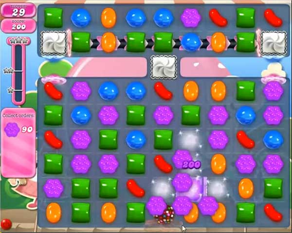 Candy Crush Level 572