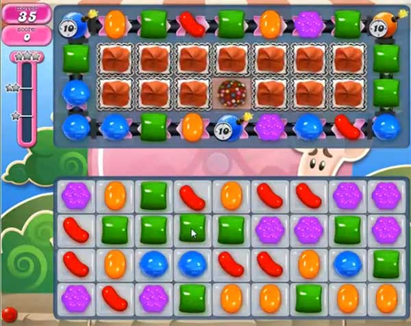 Candy Crush Level 575