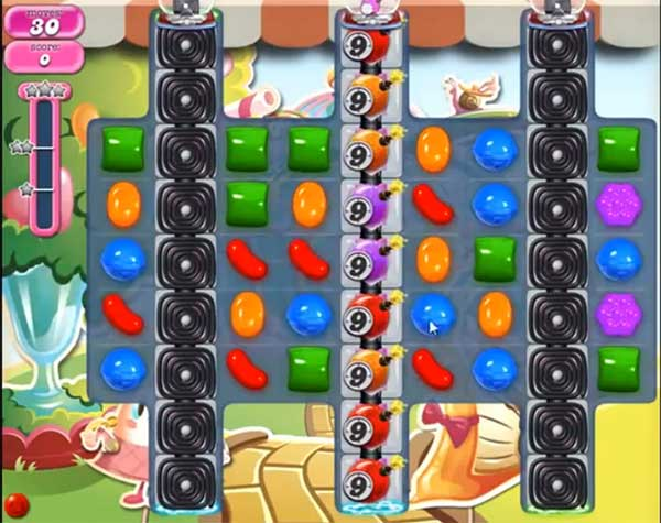 Candy Crush Level 577