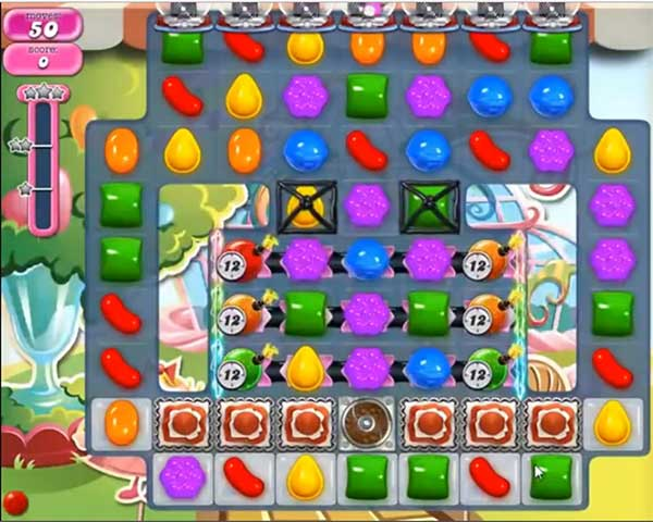 Candy Crush Level 578