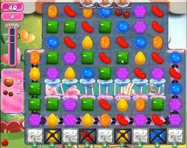 Candy Crush Level 579