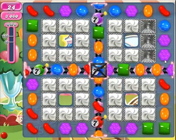 Candy Crush Level 580