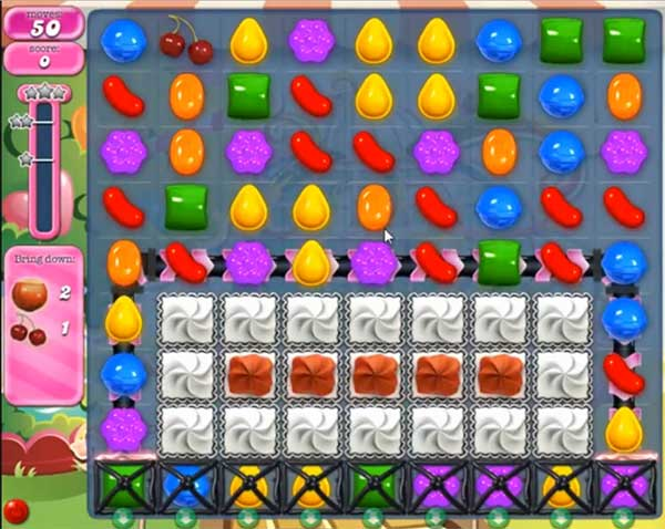 Candy Crush Level 581