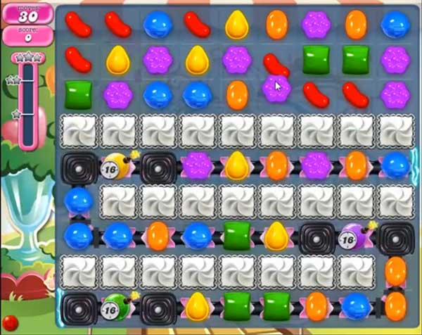 Candy Crush Level 582